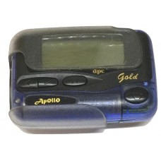 Gold Pager - Blue