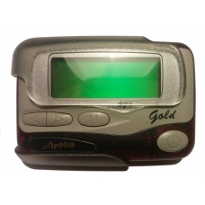 Gold Pager - Cranberry